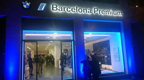 BMW Barcelona Premium estrena concesionario