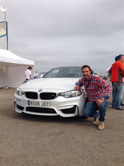 BMW Driving Experience 2015 BMW Augusta Aragón ...