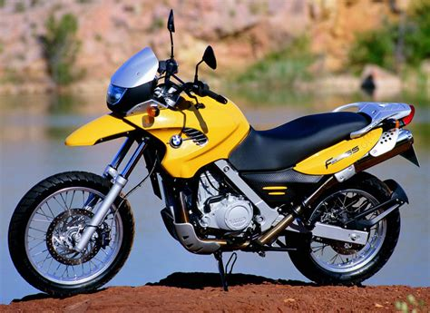 BMW F 650 GS 2000   Fiche moto   MOTOPLANETE