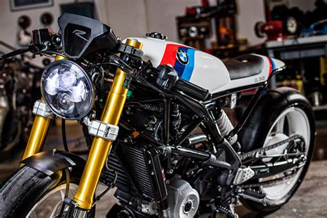 BMW G 310 R Hadoken de Cafe Racer Dreams - Super7moto