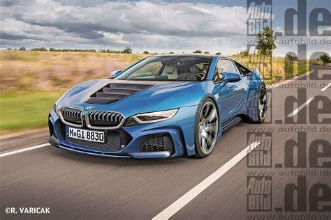 BMW i8 mit 500 PS: 2016   Bilder   autobild.de