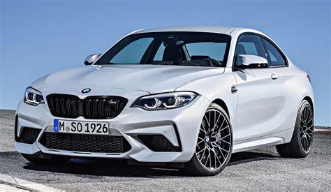 BMW M2 Competition   makin garang dengan 410 hp