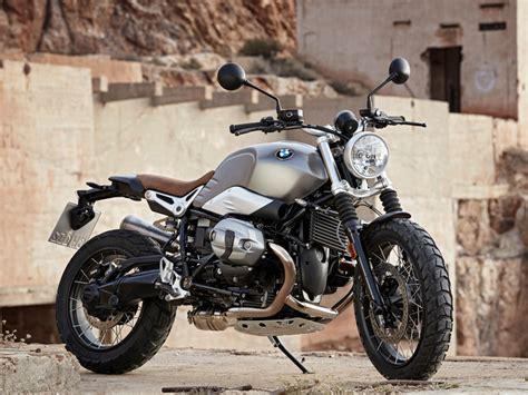 BMW Nine T Scrambler, más clásica todavía | Motos | BMW ...