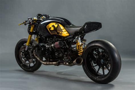 BMW R Nine T Cafe Racer « The Wraith » by Mick Ackermann ...