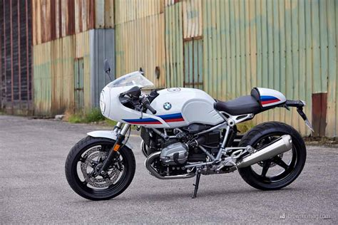 BMW R nineT Racer and R nineT Pure  2017  – BMW Motorcycle ...