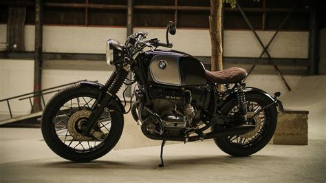 BMW R100RS Cafe Racer by Moto Adonis – BikeBound