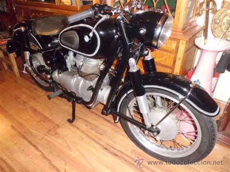 bmw r26  moto antigua restaurada   documentacio   Comprar ...
