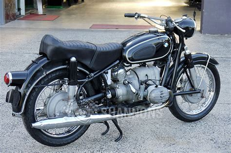 BMW R60/2 600cc Solo Motorcycle Auctions - Lot 39 - Shannons