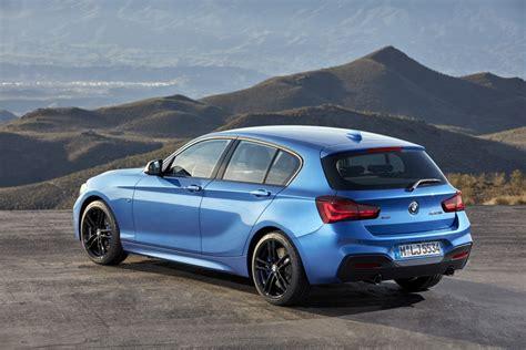 BMW SERIE 1  2017  : LEGER RESTYLAGE DE FIN DE CARRIERE