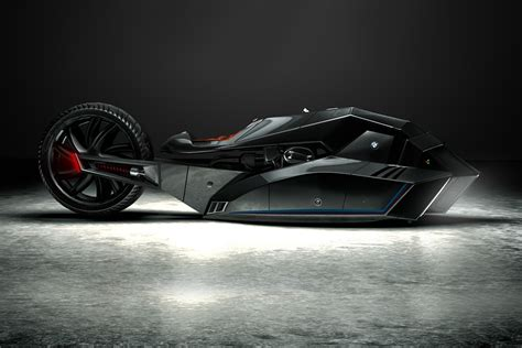 BMW Titan Motorcycle Concept | INSPIRATIONS AREA
