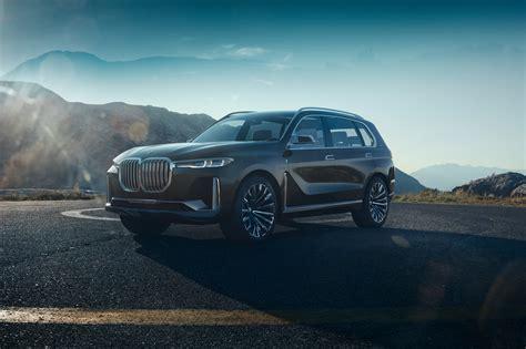 BMW X7 conceito adianta futuro SUV grande da marca - Motor ...