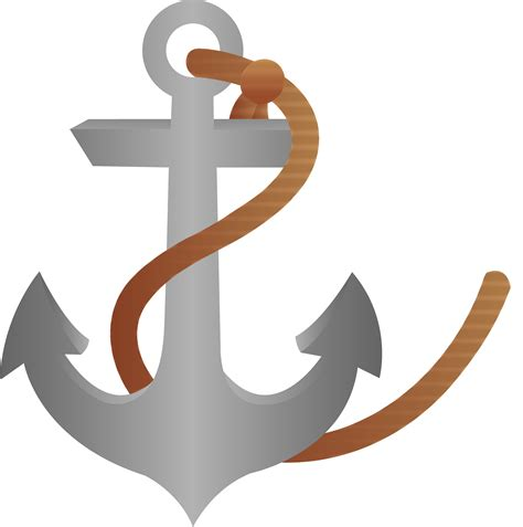 Boat Anchor Clipart images