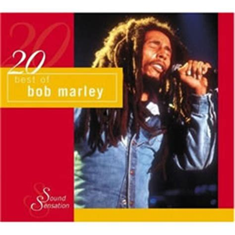 Bob Marley Album: 20 Best of Bob Marley | Year: 2004 ...