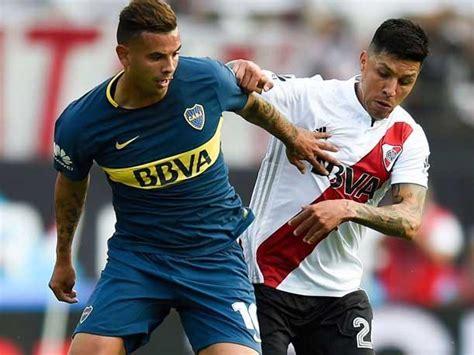 Boca Juniors vs River Plate: la batalla final en vivo por ...