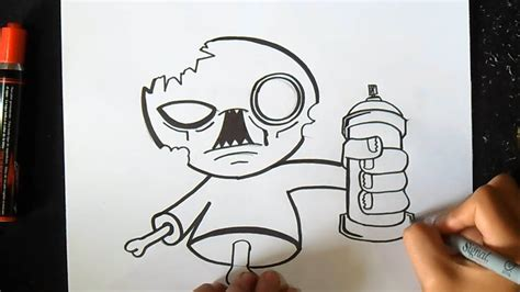 Bocetos De Graffitis Faciles De Hacer   Graffiti Urban