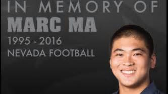 Body of Nevada's Marc Ma found, a year after he was ...