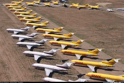 Boeing 727 22 F    DHL  DHL Airways  | Aviation Photo ...