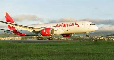 Boeing 787 de Avianca unirá São Paulo y Bogotá con dos ...