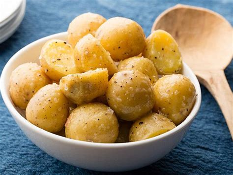 Boiled Potatoes with Butter Recipe   Food Network Kitchen ...