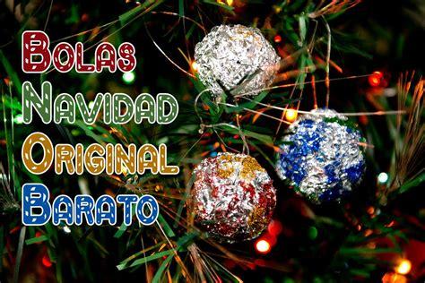 Bolas Decoración Fiestas y Navidad Facil y Barato   YouTube