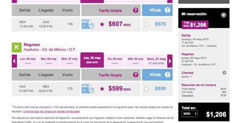Boletos de avión a Huatulco y Guadalajara desde $1206