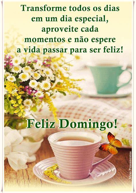 Bom Dia Domingo Imagens E Mensagens De Feliz Domingo PR ...