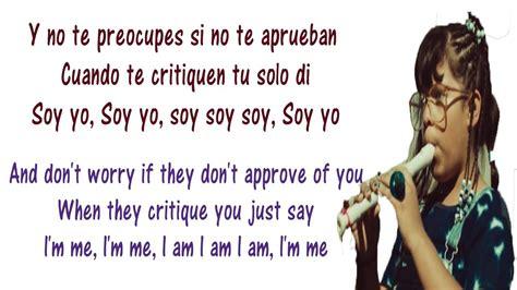 Bomba Estéreo   Soy Yo Lyrics English and Spanish ...