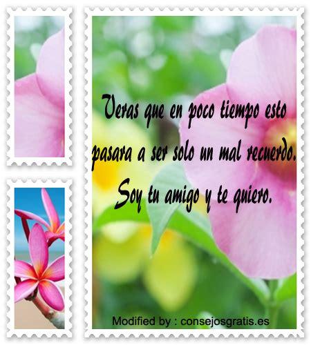 Bonitas Frases Para Un Amigo Enfermo | Datosgratis.net