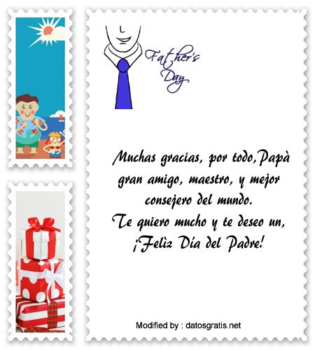 Bonitos Discursos Por El Dia Del Padre | Frases Por El Dia ...