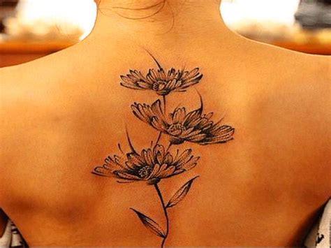 BONITOS!! Diseños de Tatuajes para mujeres en la espalda