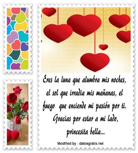 Bonitos Mensajes De Amor Para Mi Novia | Frases De Amor ...