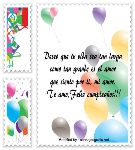 Bonitos Saludos De Cumpleaños Para Mi Amor | Frases De ...