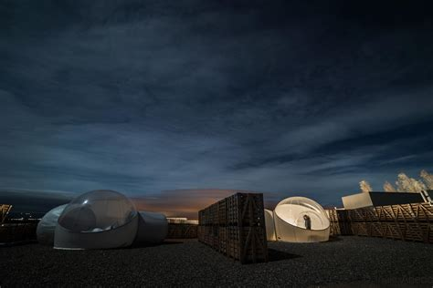 Book a Room in Bubble Hotel in Bardenas Desert