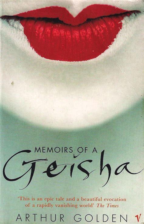 Book: Memoirs of a Geisha | James Kennedy