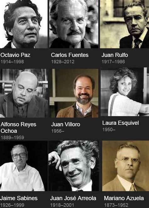 BookAdvisor.com.mx   Los 9 mejores escritores mexicanos