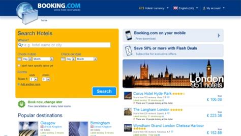 Booking.com driving 50% of European online hotel ...