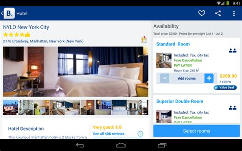 Booking.com Hotel Reservations - Android Apps on Google Play