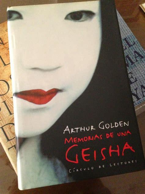 Books and Cups of Coffee: Reseña: Memorias de una Geisha ...