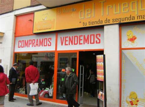 'Boom' en Sevilla de las tiendas de segunda mano ...