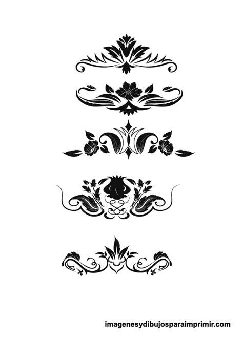 Bordes para tarjetas blanco y negro - Imagui
