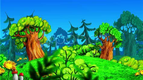 Bosque animado - Imagui