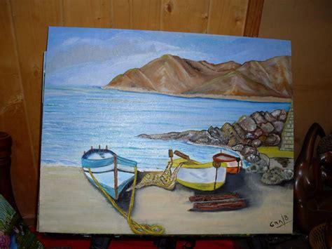 Botes en el lago Graciela Chan de gadow - Artelista.com