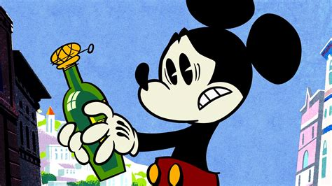 Bottle Shocked | A Mickey Mouse Cartoon | Disney Shorts ...