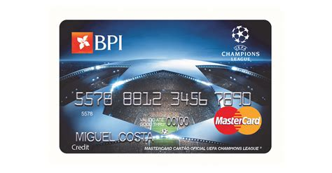 BPI Campeões   Cartões de Crédito   Banco BPI