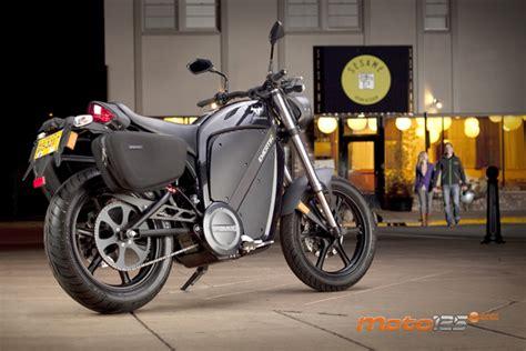 Brammo Enertia Plus   Moto 125 cc