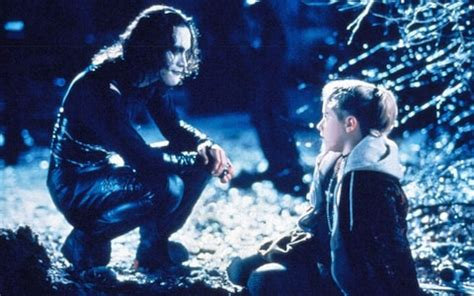 Brandon Lee, Michael Massee and the 'curse' of The Crow