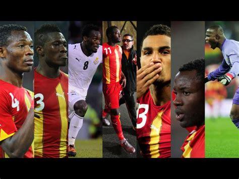 Brasil 2014: Las principales figuras de Ghana  FOTOS ...