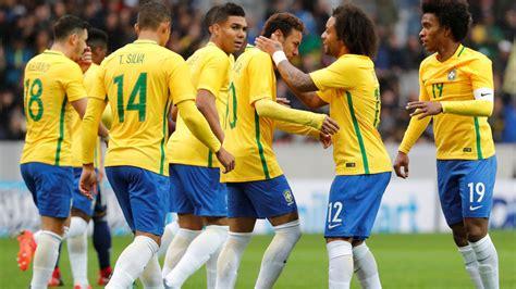 Brasil anuncia los 15 futbolistas fijos que irán al ...