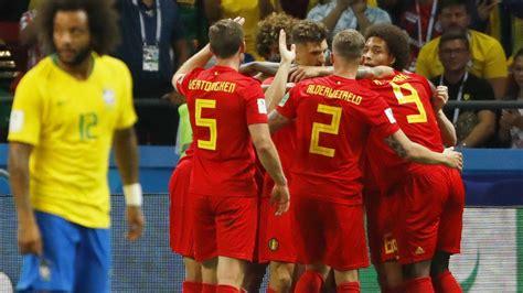 Brasil - Bélgica en vivo: cuartos del Mundial 2018, en ...