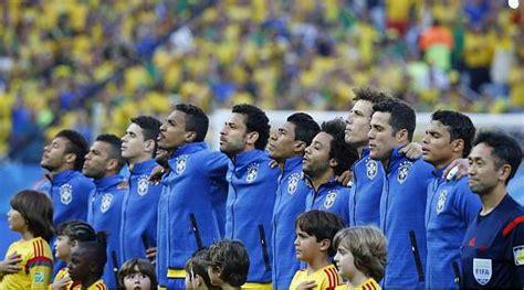 Brasil contra Holanda: La fortaleza de un himno   MARCA.com
